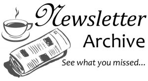 Newsletter archive clip art
